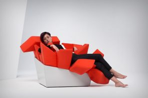 Like a beanbag, but much cooler!