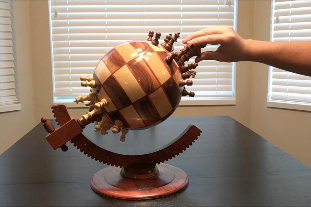 If Galileo Played Chess Yanko Design