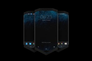 One Wicked Sharp Smartphone
