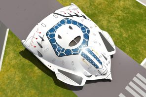 It's a plane! No it's a zero emissions mothership!