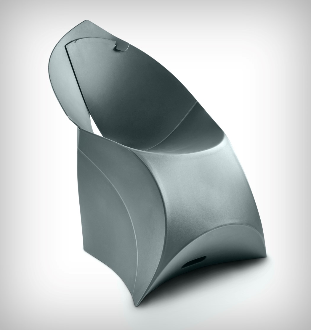 When Furniture, Origami, and Ergonomics combine!