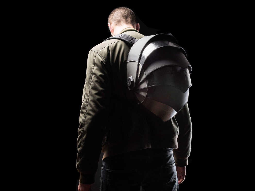The backpack redefined | Yanko Design