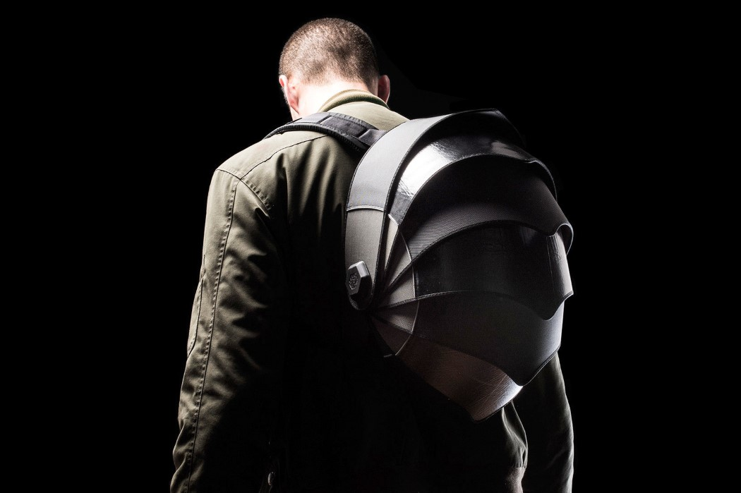 The backpack redefined