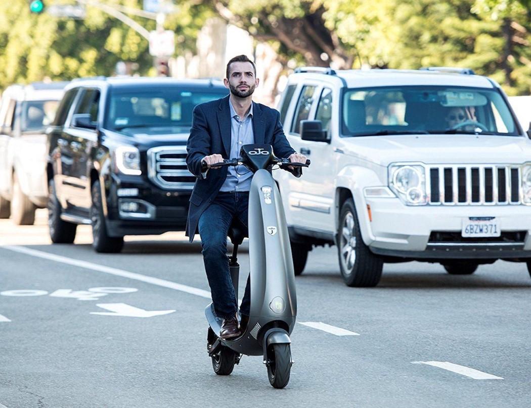 Going electric in the bike-lane