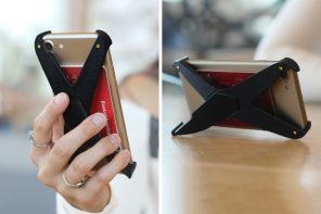 A Seat-belt for your Smartphone