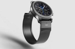 The GoGo Gadget Smartwatch Strap!