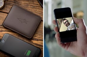 This Wallet Takes Photographs of Thieves