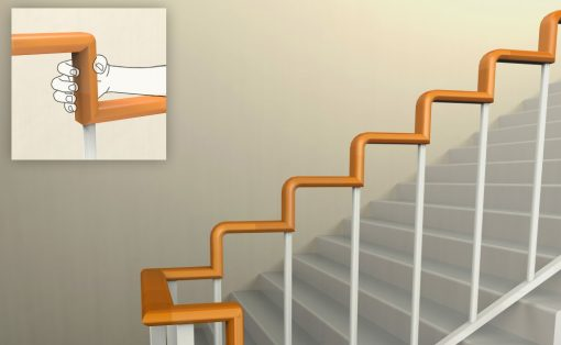 right_angle_handrail_layout