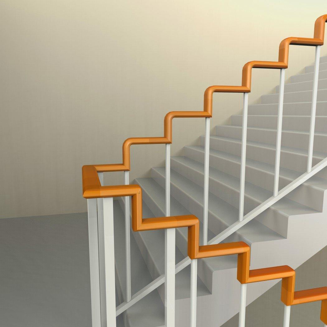 Design Hand Rail a right minded angled handrail yanko design angle 1