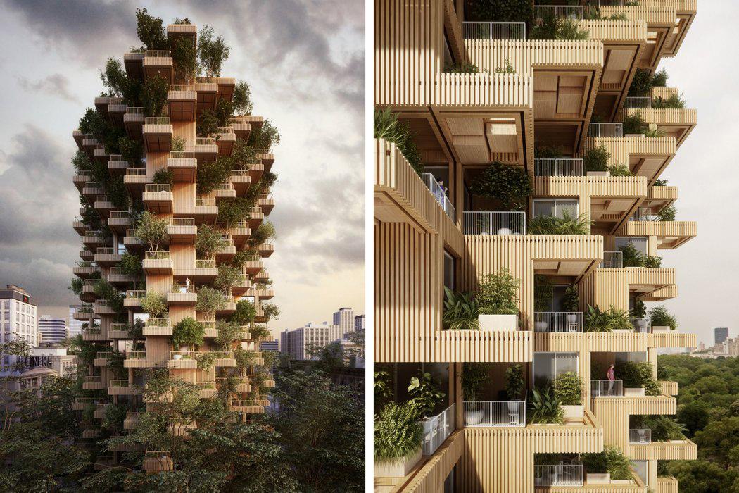 Toronto And The Beanstalk Interior Design