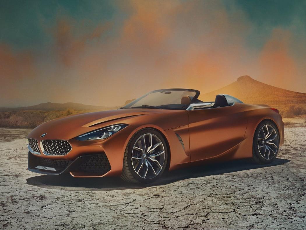 BMW Z4 – A sinewy beast
