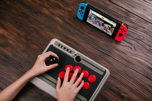 8bitdo_nes_stick_layout