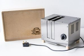 The toaster that teaches you DIY