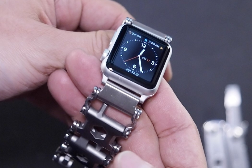Leatherman EDC Watch Strap Adapter for Apple Smartwatch
