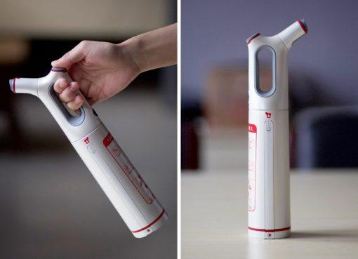 The Intelligent Extinguisher
