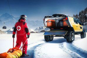 The Ultimate Rescue Rover
