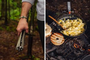 This Grill Weighs Lesser than your Lunch
