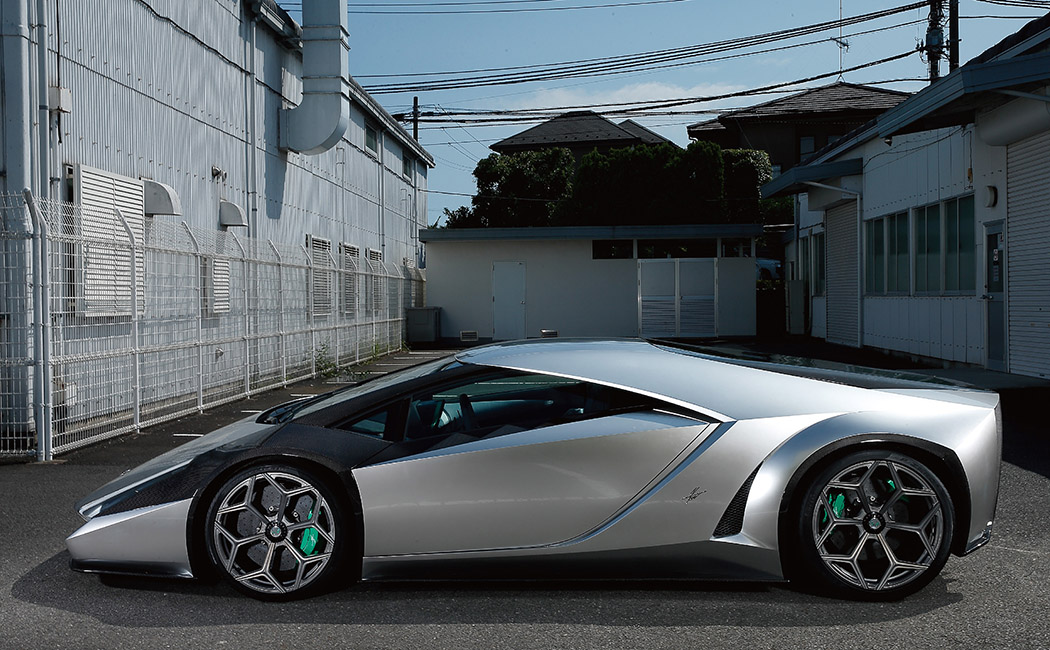 A New Supercar With Lamborghini Guts Yanko Design