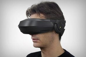 VR Headsets. From Bulky to Edgy.