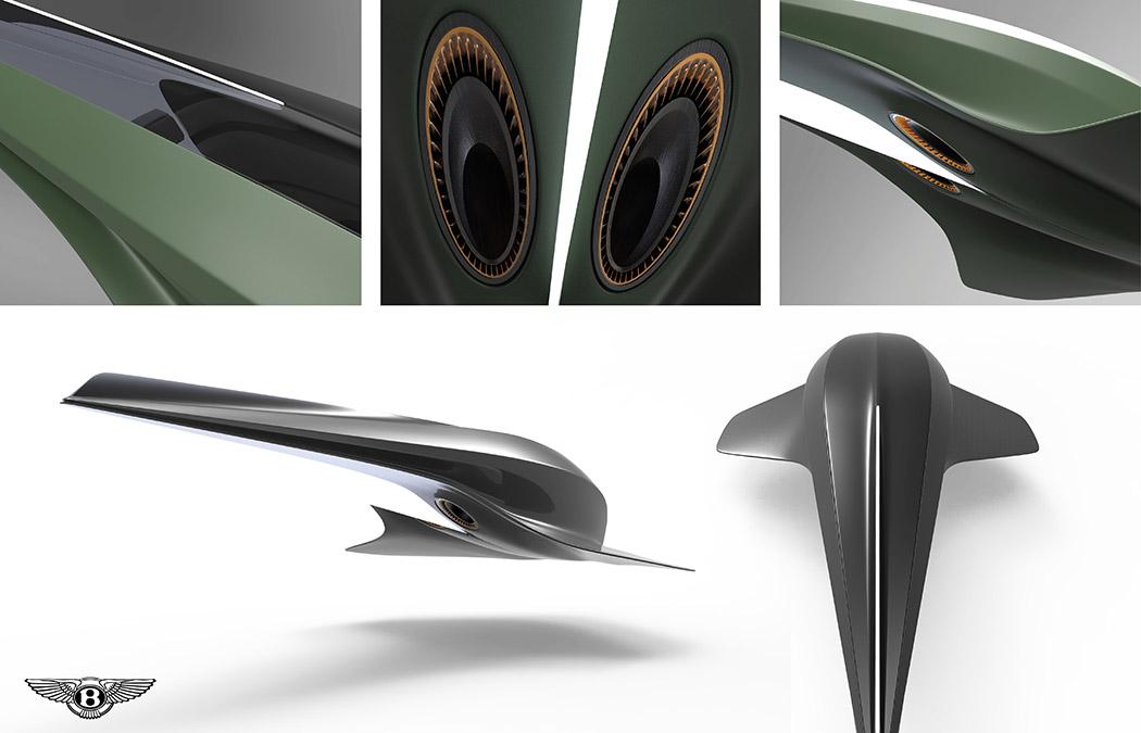 The Limo of Drones | Yanko Design