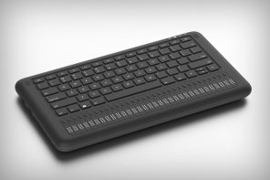 A Keyboard Made for the Masses
