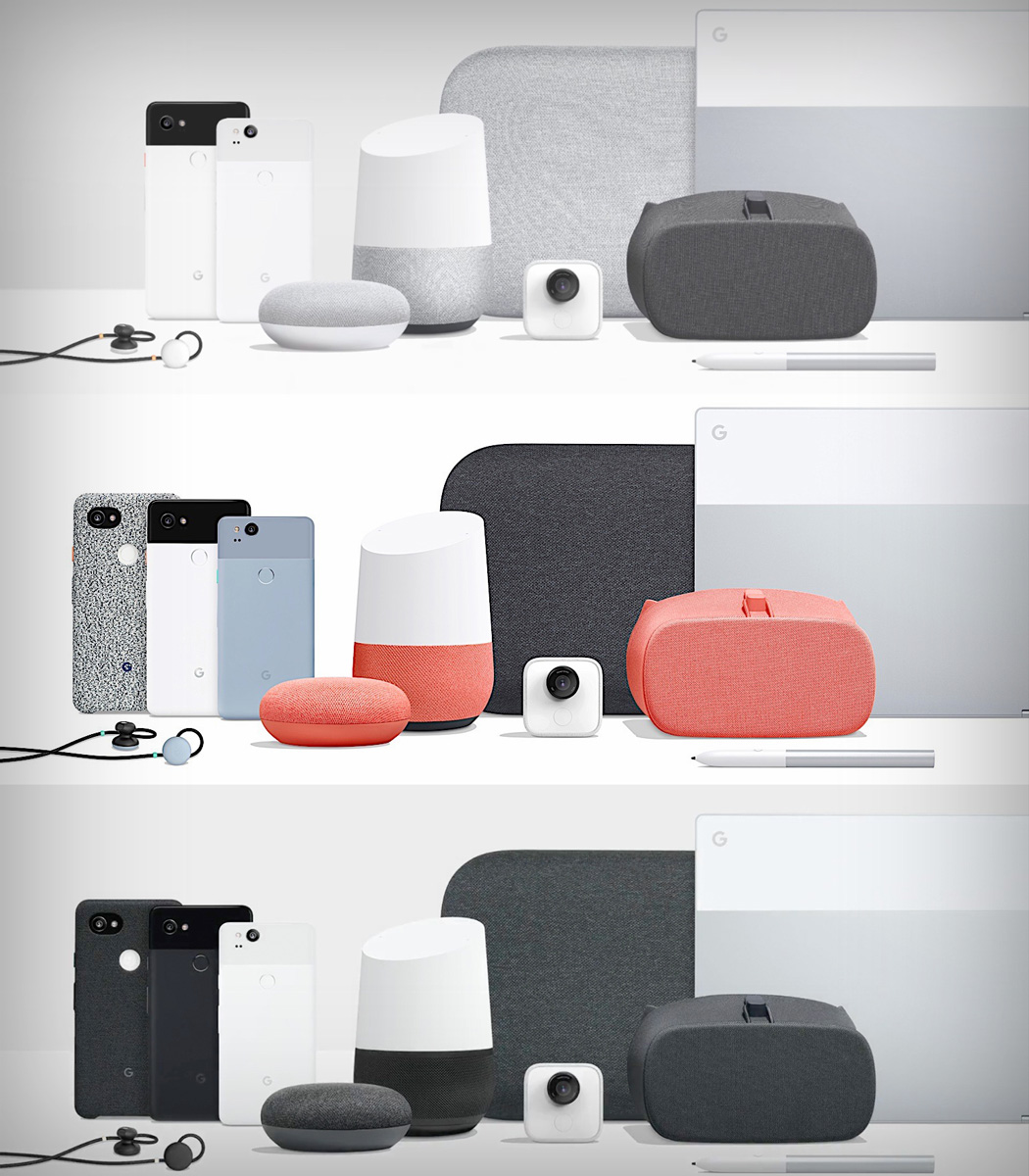 Google unveils Home Max and Mini