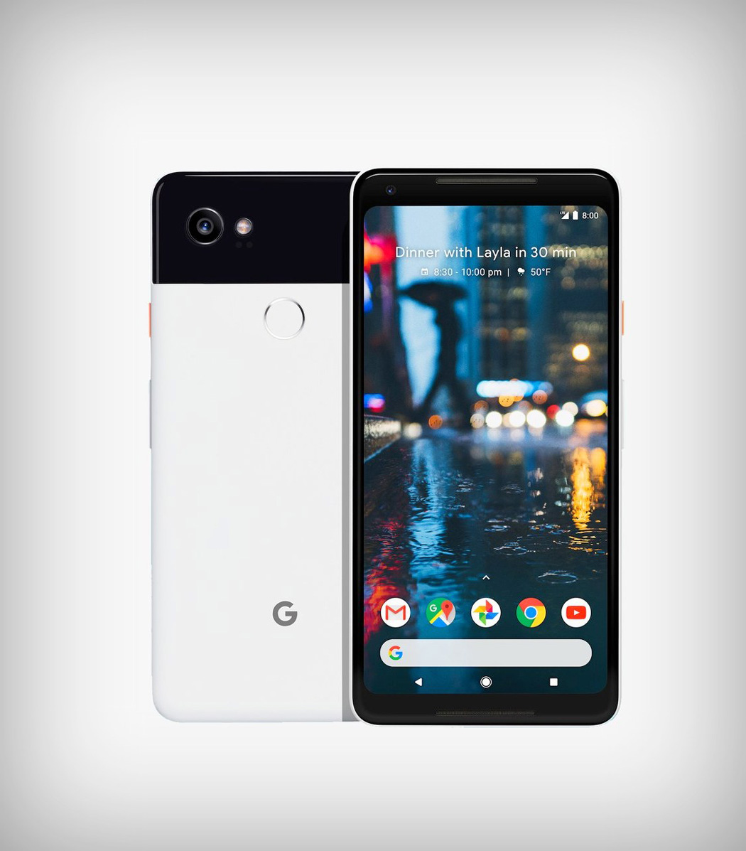 Google unveils new phones, camera and headphones