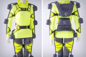 A suit(able) human enhancement