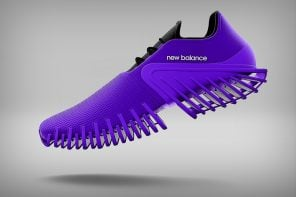 The next 'step' in shoe design!