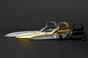 The 250 Year-old Scissor Gets an Upgrade