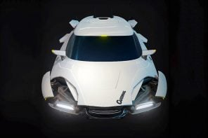 Futurism inspired by the past!