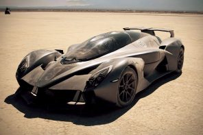 1250 Horsepower and Not a Drop of Gas In Sight