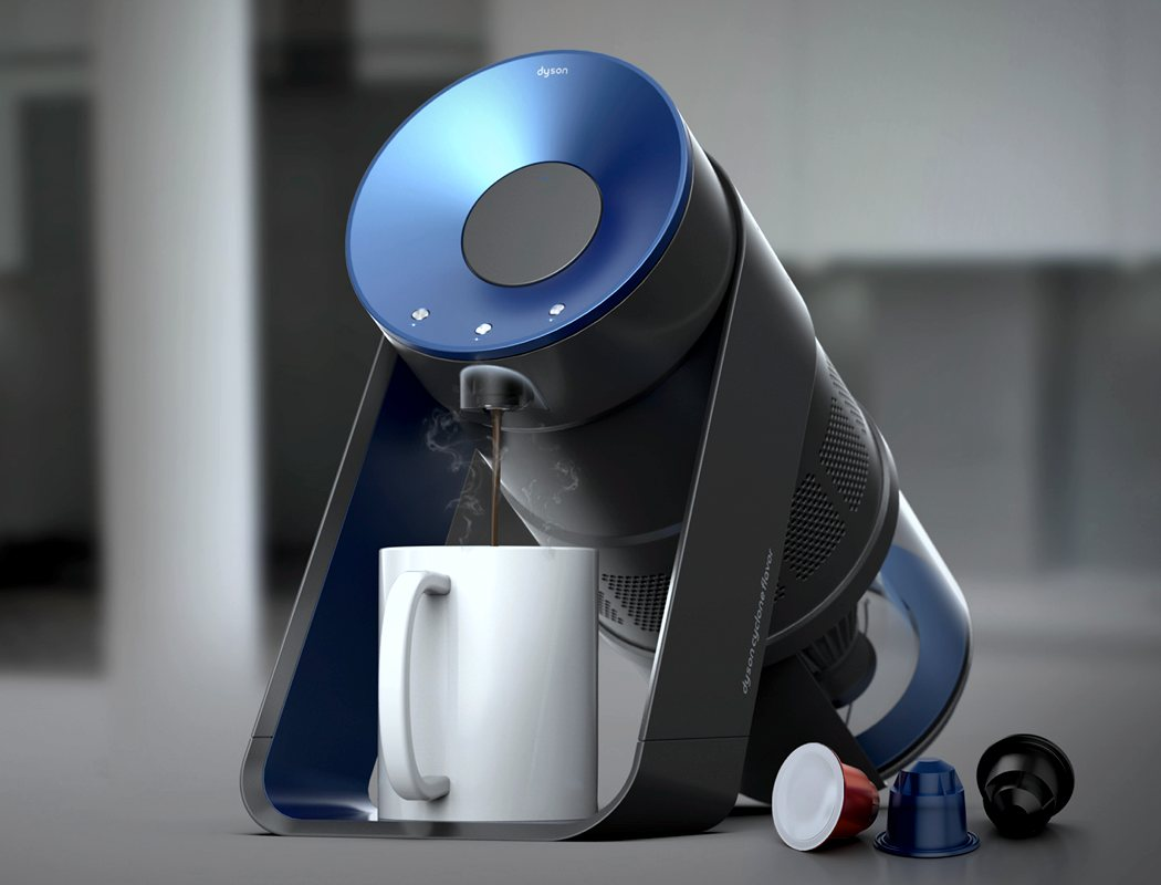 Dyson чайник