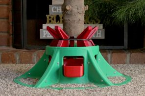 A pen-stand for your Christmas tree!