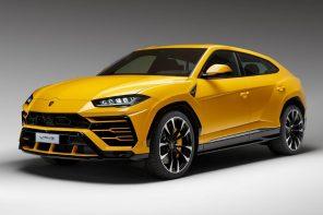 What makes this car a Lamborghini?