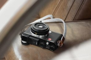 Leica's Retro-outside Modern-inside camera