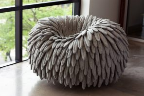 If the Iron Throne were a plush pillow
