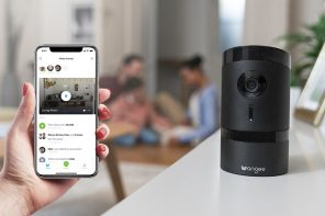 This Camera Looks Away When You Get Home