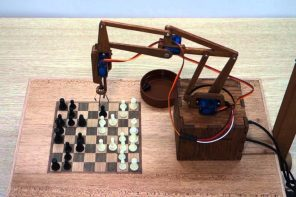 Checkmate, puny human…