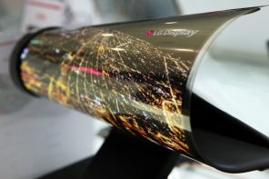 """LG's TV lets the good times """"roll"""""""