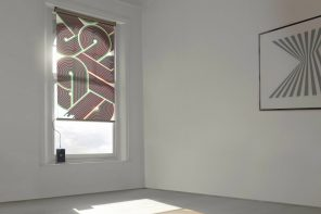 Blinds that capture solar power and your attention