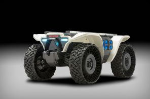The ATV that Could Save You and Me
