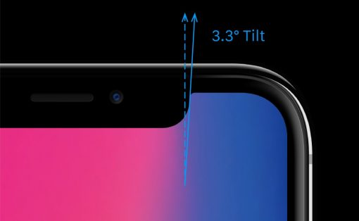 Read our article on how the iPhone's strangely satisfying geometry.