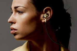 When earphones and jewelry design converge