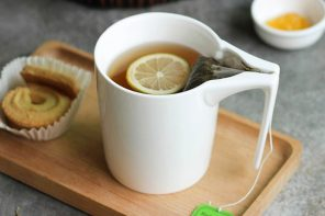 Drink the tea… not the tea-bag!