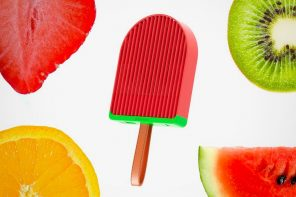 One Popsicle That's Not For Licking
