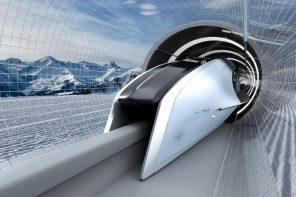 The Almost Supersonic Supertrain