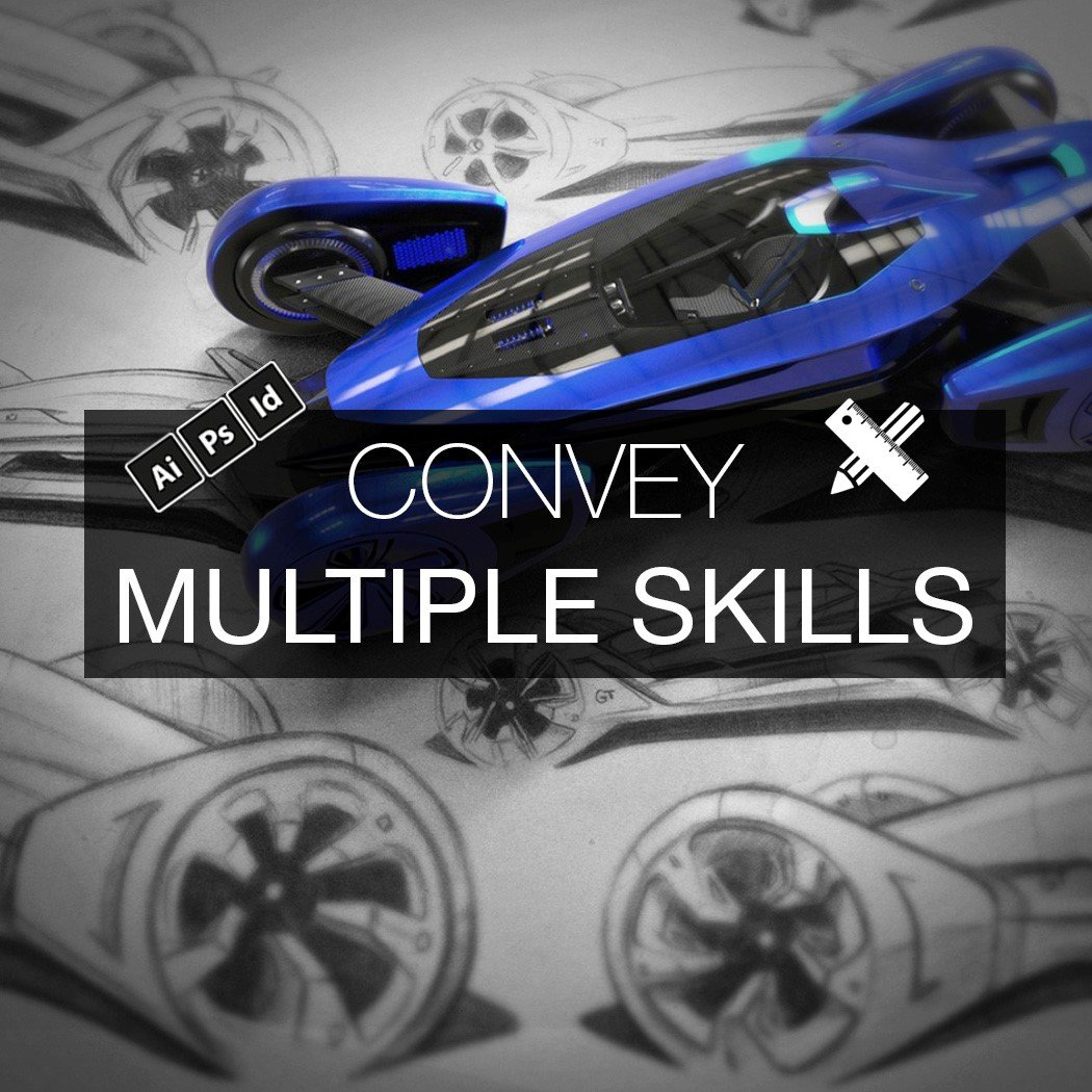 Convey Multiple Skills