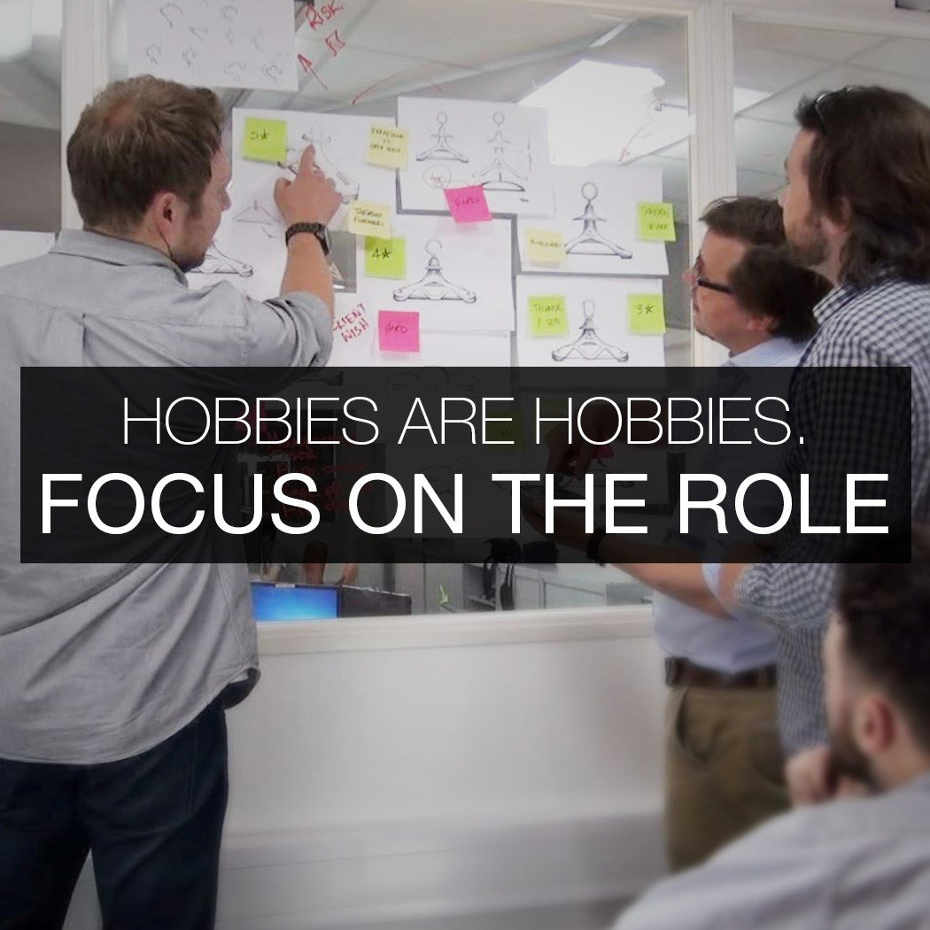 Focus On The Role