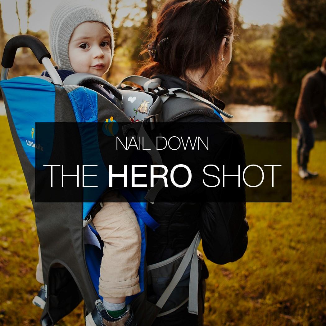 Nail Down The Hero Shot